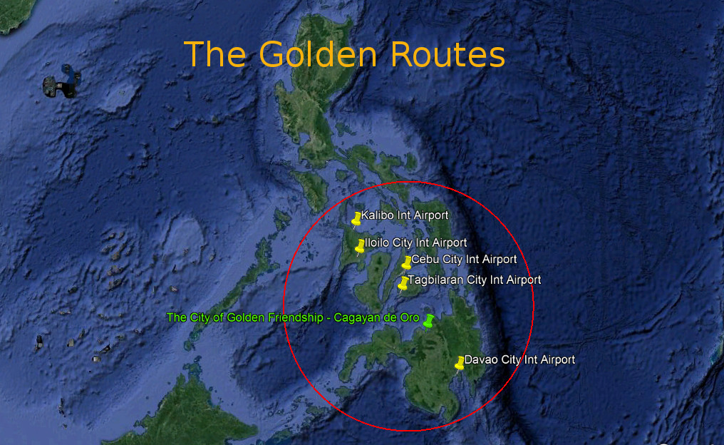 The Golden Routes